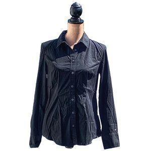 ☀️4/25 Tommy Hilfiger Button-Up Shirt
